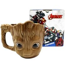 Caneca 3d Baby Groot Marvel 350ml - Pdv