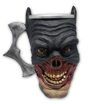 Caneca 3d batman zumbi black 360ml -