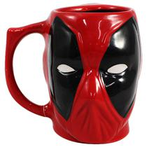 Caneca 3d dead pool marvel 400ml - Zc