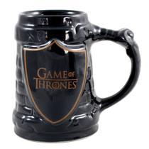 Caneca 3D Escudo 500ml Lannister Game Of Thrones - Zona Criativa