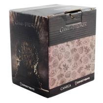 Caneca 3D Escudo 500ml Targaryen Game Of Thrones - Zona Criativa