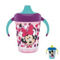 Caneca Antivazamento Aprendizado Disney Minnie - Lillo -