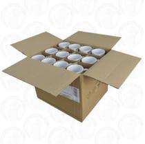 Caneca Branca Resinada Para Sublimação BIONA - 325ml CAIXA C/ 36 Und -