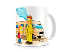 Caneca Breaking Bad Simpsons - Artgeek