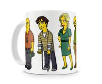 Caneca Breaking Bad The Simpsons Personagens II - Artgeek
