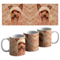 Caneca Cachorro Yorkshire Terrier Mirror - 429K