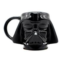 Caneca Capacete Darth Vader 3D 500ML Licenciada Oficial - Zona Criativa