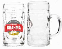 Caneca Ceveja Quiosque Brahma Chopp 500ml - Globimport