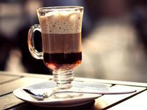 Caneca country para cafe irlandes 220 ml crisal -