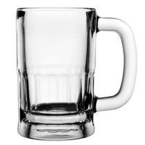 Caneca de Vidro para Cerveja - Pode ser Congelada (355ml) - Crisa