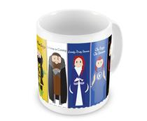 Caneca Game of Thrones - Casas II - Artgeek