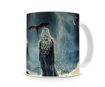 Caneca Game of Thrones Daenerys Targaryen III - Artgeek
