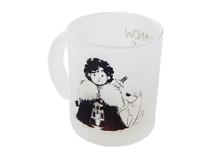 Caneca Game of Thrones Jon Snow Arrows Vidro - Artgeek