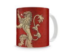 Caneca Game of Thrones Lannister Red - Artgeek