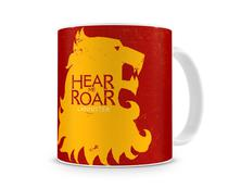 Caneca Game of Thrones Lannister Red II - Artgeek