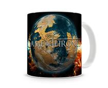 Caneca Game of Thrones World - Artgeek