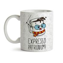Caneca harry potter - expresso patronum - Canecas personalizadas