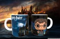 Caneca Harry Potter Funko Pop - Modelo 01 - Mary Pop Personalizados