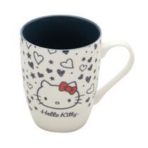 Caneca Hello Kitty em Porcelana 200 Ml - Urban