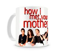 Caneca How I met your mother personagens II - Artgeek