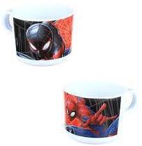 Caneca Infantil Spiderman 200ml - 133642 - Etilux