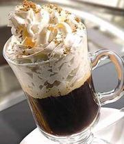 Caneca Irish Coffee Para Café Cappuccino 250 ml Vidro Libbey Glass - 6 Unidades - Crisal