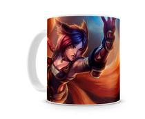 Caneca League of Legends ahri II - Artgeek