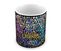 Caneca League of Legends - Artgeek