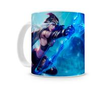 Caneca League of Legends Ashe - Artgeek