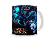 Caneca League of Legends I - Artgeek