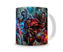 Caneca League of Legends Personagens II - Artgeek