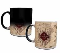 Caneca Magica Harry Potter Mapa Do Maroto - Biohazard