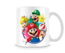 Caneca Mario Bros All I - Artgeek