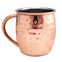 Caneca Moscow Mule Bronze 470ML Mimo AN805BZ 6243 -