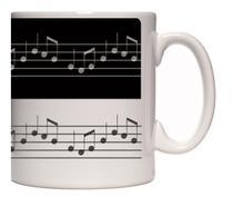 Caneca Musical - Lojaloucospormusica