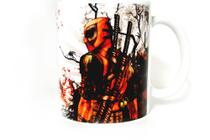 Caneca Nerd Geek Deapool Marvel Porcelana 325ml - Art's cup