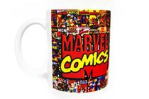 Caneca Nerd Geek Marvel Comics Quadrinhos Hq 325ml - Arts cup