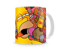 Caneca os simpsons homer numb - Artgeek