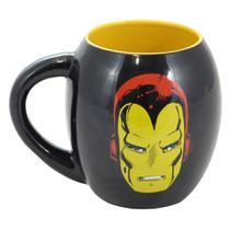 Caneca Oval Homem De Ferro Marvel Avengers 10020985 - Zona criativa