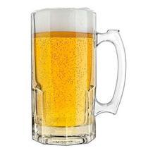 Caneca para Cerveja ou Chopp - Tarros Libbey - 1,0L - Vidro -