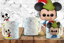 Caneca porcelana personalizada colecionáveis funko pop mickey - Atitude Signs
