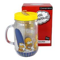 Caneca Pote Família Simpsons 10022478 - Zona criativa