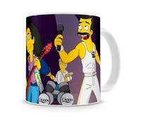 Caneca Queen Simpsons - Artgeek