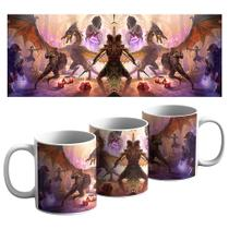 Caneca RPG Dungeons and Dragons Mirror - 429k