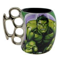 Caneca soco hulk avengers marvel 350ml - Zc
