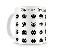 Caneca Space Invaders - Artgeek