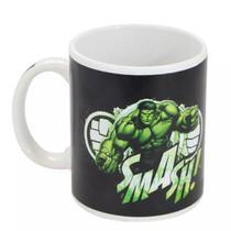Caneca Termossensível Hulk Smach 300ml - Marvel
