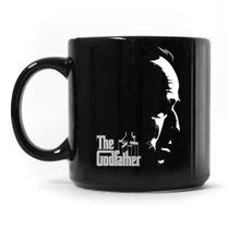 Caneca The Godfather - Don Corleone - O Poderoso Chefão - Studio geek