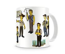 Caneca The Walking Dead - Simpsons II - Artgeek