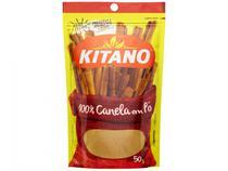 Canela em Pó Kitano 50g -
